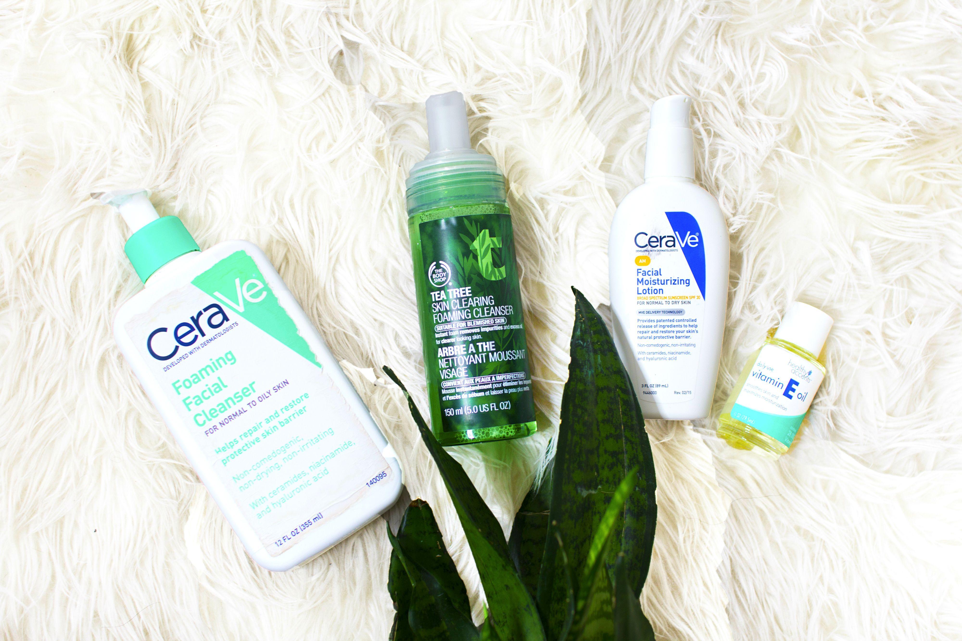 How I Improved My Acne Prone Skin Sensitive Acne Prone Skin Rosacea Skin Care Healthy Skin Cream