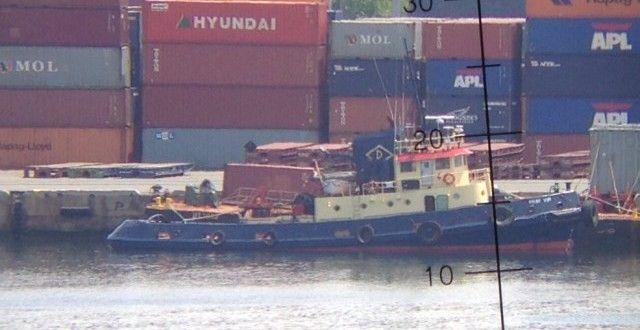 | Ports | @HfxShippingNews: | Point Vim returns: Former Halifax based tug point vim made a return appearance… #Ports_HfxShippingNews_