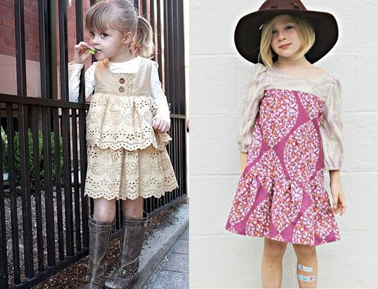 Детская мода. Фото | Детская мода, Модные стили, Летние платья