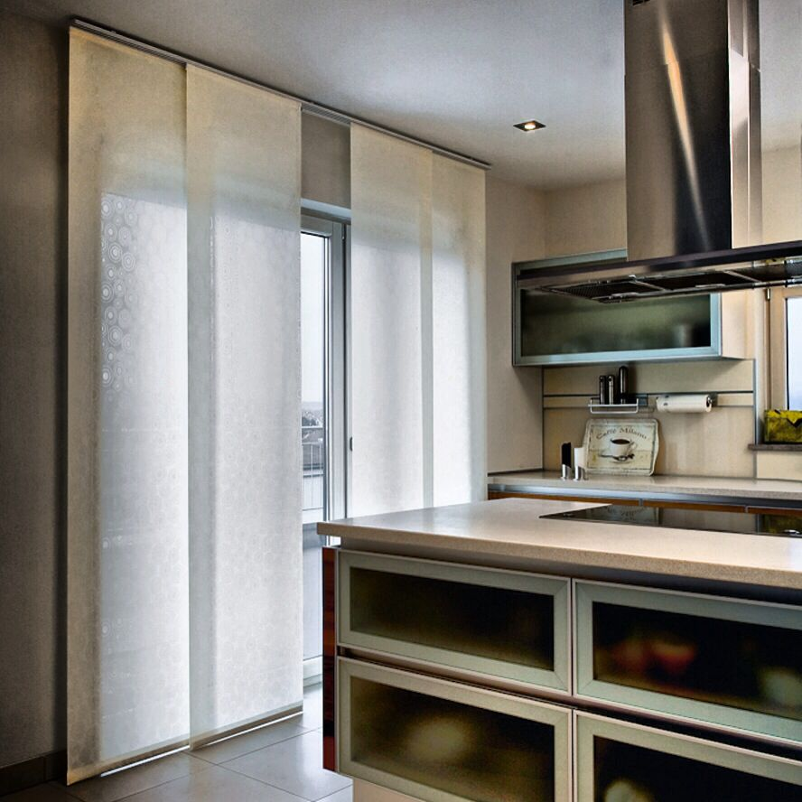 Pannelli giapponesi cucina tende tecniche pinterest kitchens - Pannelli cucina ...