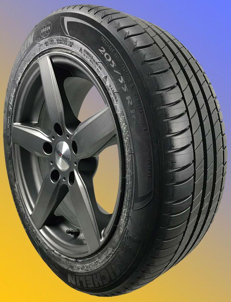 Ebay Sponsored 4 Alu Sommerrader Opel Insignia Ct Bis 2017 235 50 R17 96w Michelin Rdks Felgen Autos Und Motorrader Autoreifen