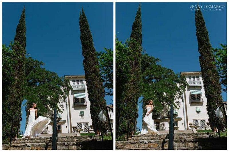 Laguna gloria high fashion bridal rachel bridal portraits
