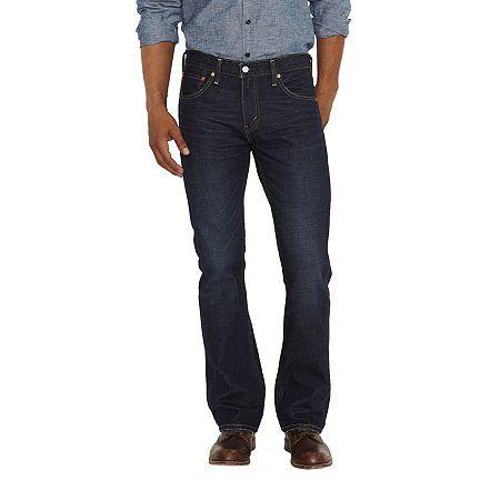 levis 527 mens low rise jeans