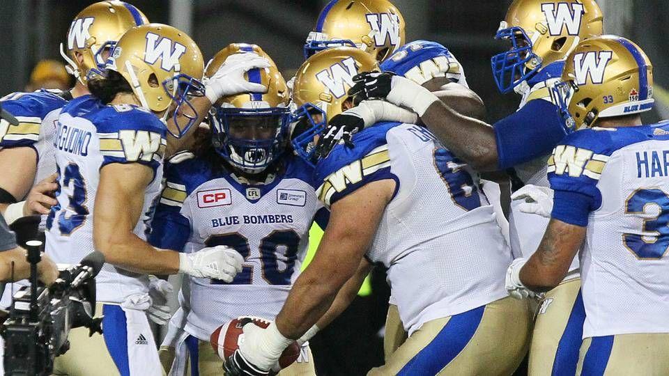CFL Week 10 Previews and Predictions Winnipeg blue