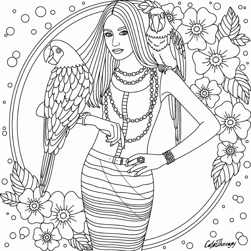 Color Therapy Coloring Book Beautiful I Colored This Myself Using Color Therapy App For Iphone And Ipad I Coloring Pages Abstract Coloring Pages Coloring Books