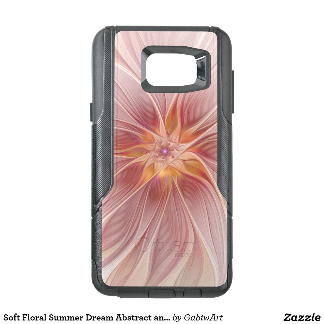 Soft Floral Summer Dream Abstract and Modern Art OtterBox Samsung Note 5 Case