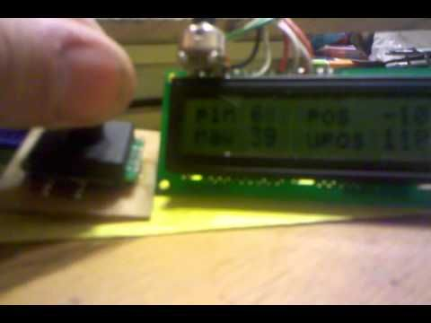 thumperthoughts: Absolute 128 Position Encoder for Arduino | arduino