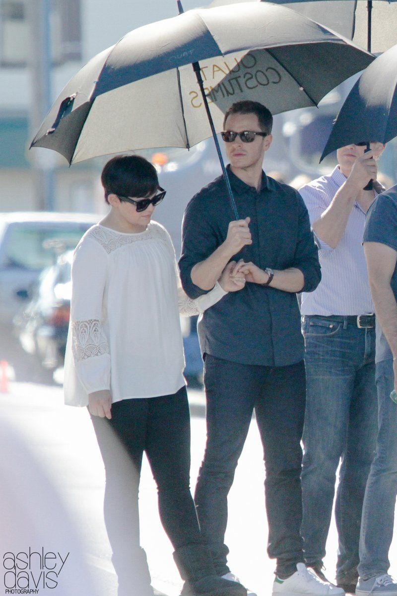 Ginnifer Goodwin And Josh Dallas Behind The Scenes 6 1
