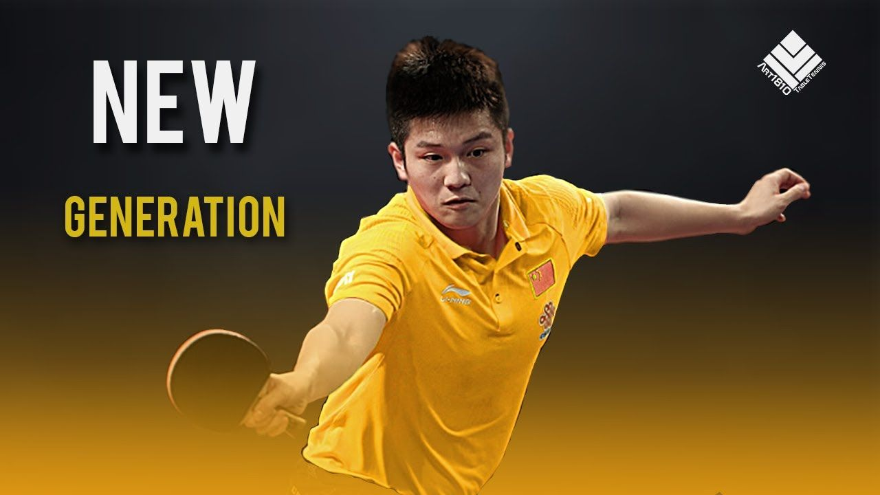 Table Tennis New Generation Hd Table Tennis Tennis Table Tennis Player
