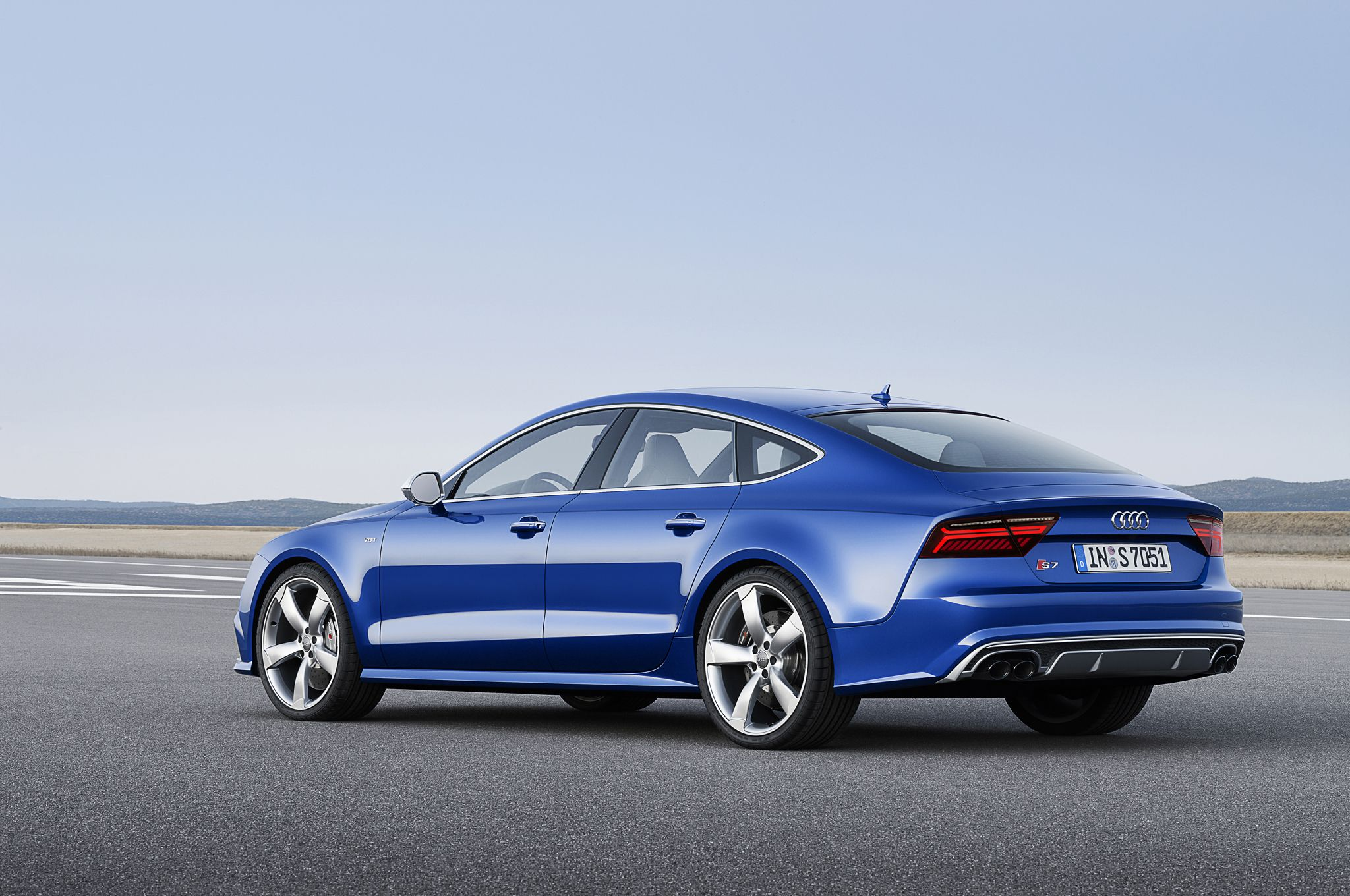 Sporty Cars With The Most Trunk Space Audi Audi A7 Audi Cars