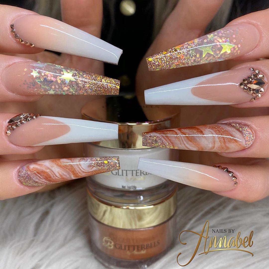 Amazon.com: gel nail designs for winter - 4 Stars