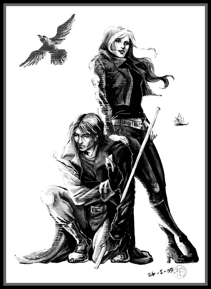 HoC - Rogue and Gambit 03 by Ludi-Price.deviantart.com