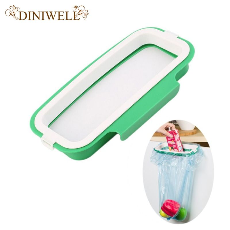 kitchen on home rack cabinet garden hanging tailgate bag cupboard door clip in item stand garbage hooks bags clips from