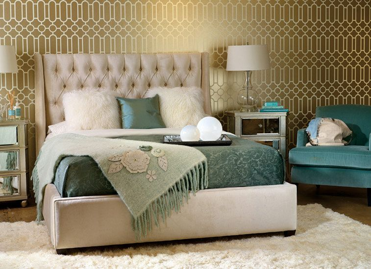 How Suite It Is Furniture Pinterest Bedrooms, Wall papers and