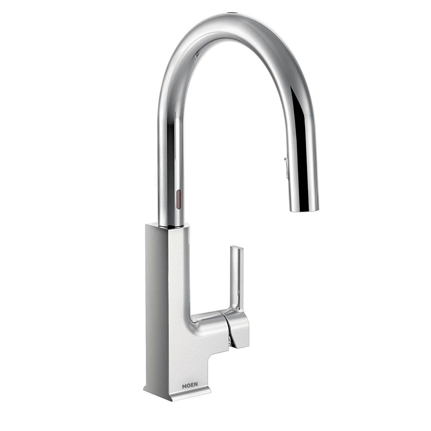 you searched for faucet home furniture one touchless kitchen rh pinterest com  moen kitchen faucet with built in water filter