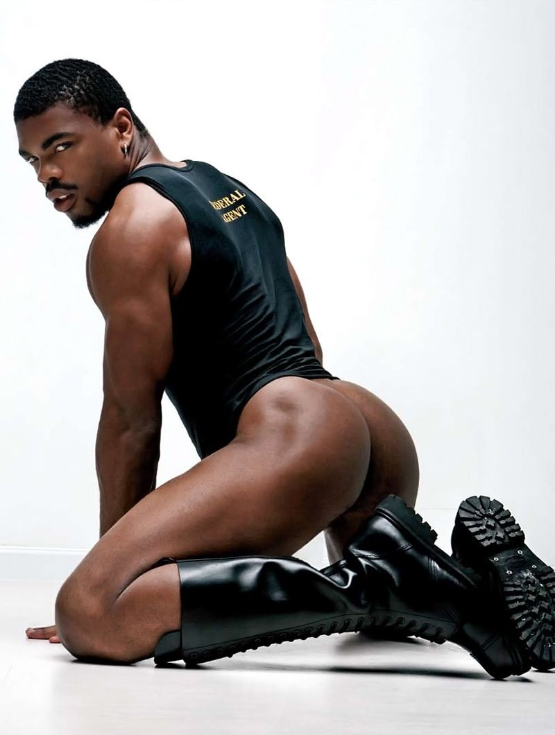 Black men gay sexy strip tease photos we