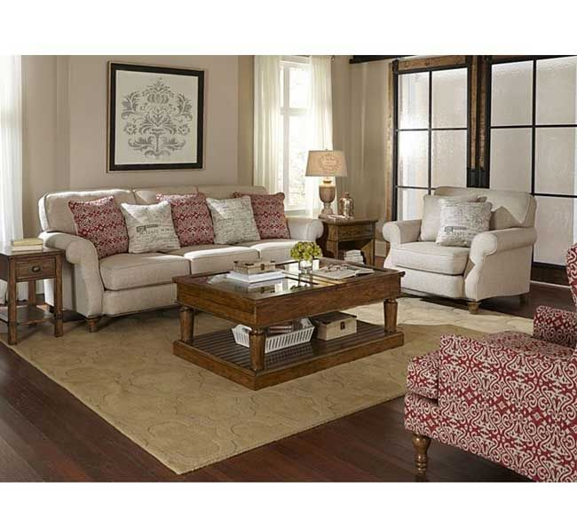 Best Broyhill Whitfield 3666 Sofa Collection Broyhill 400 x 300