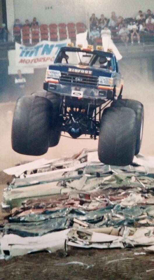 Pin by joseph opahle on Bigfoot 3/4/5/6/7 | Ford trucks