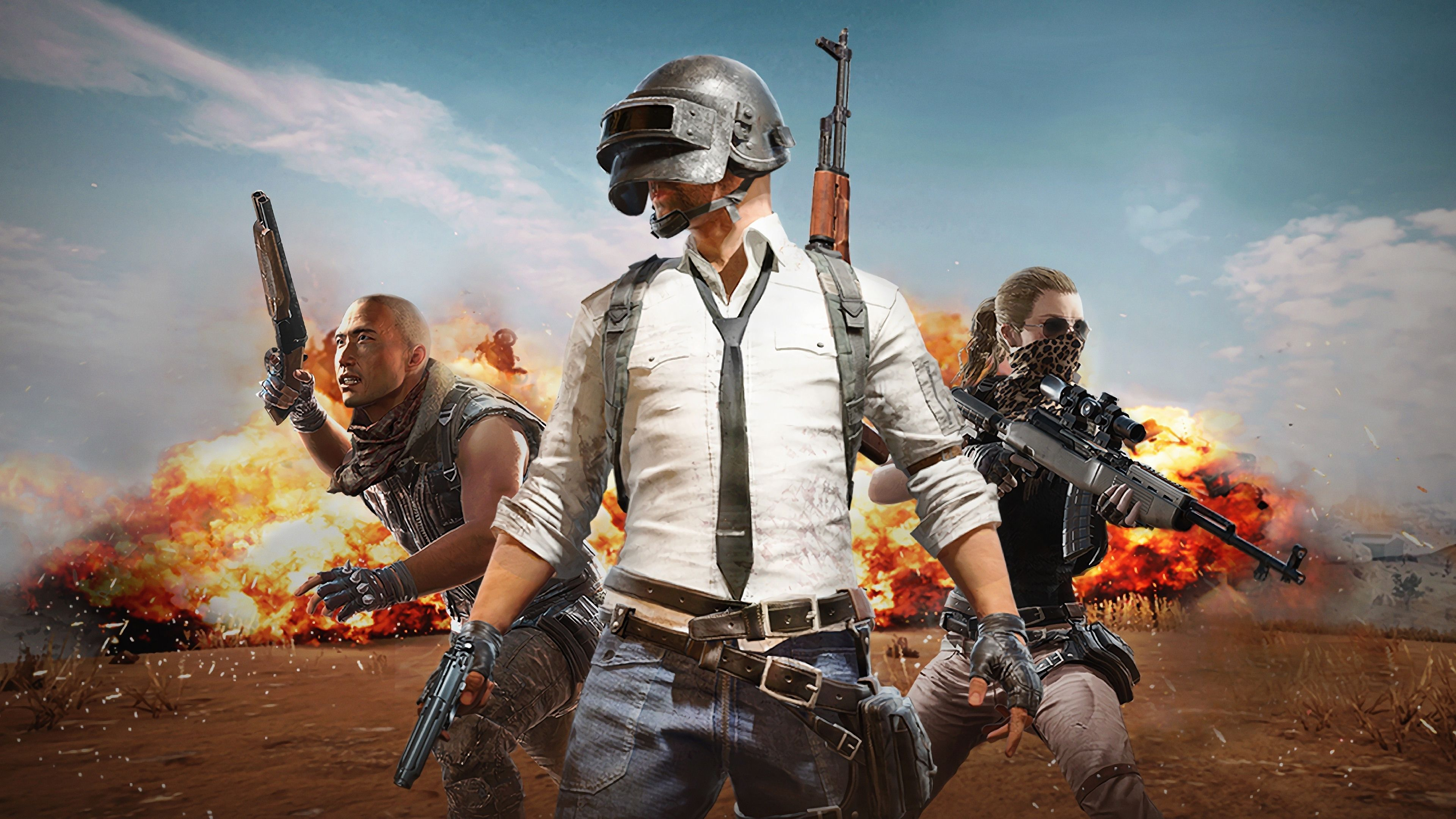 Pubg 4k Game Art Pubg Wallpapers, Playerunknowns