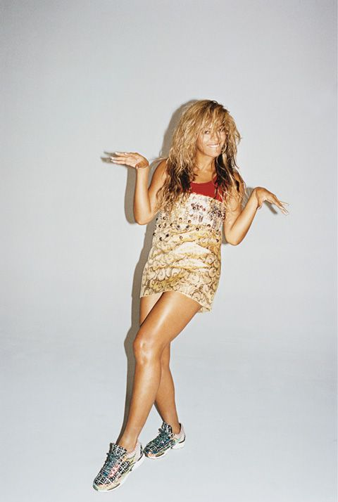 Editorial: Beyoncé On The New York Times Style Magazine, T