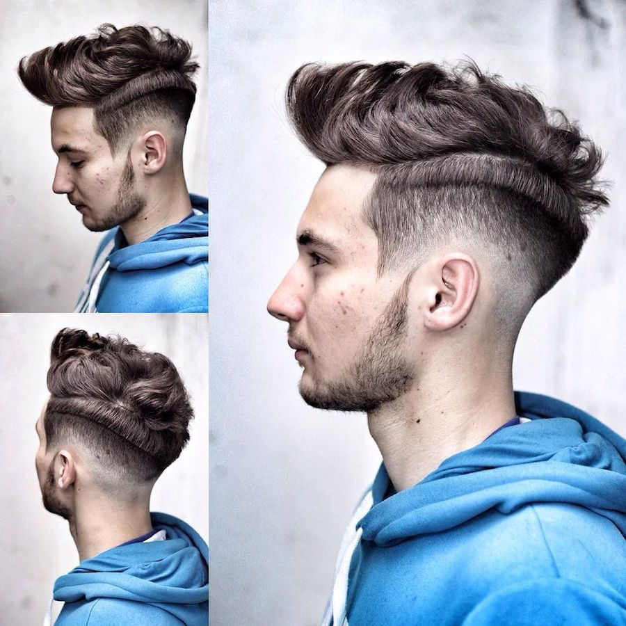 Ryan Cullen: Top Men's Hairstylist Ireland | Haircuts ...
