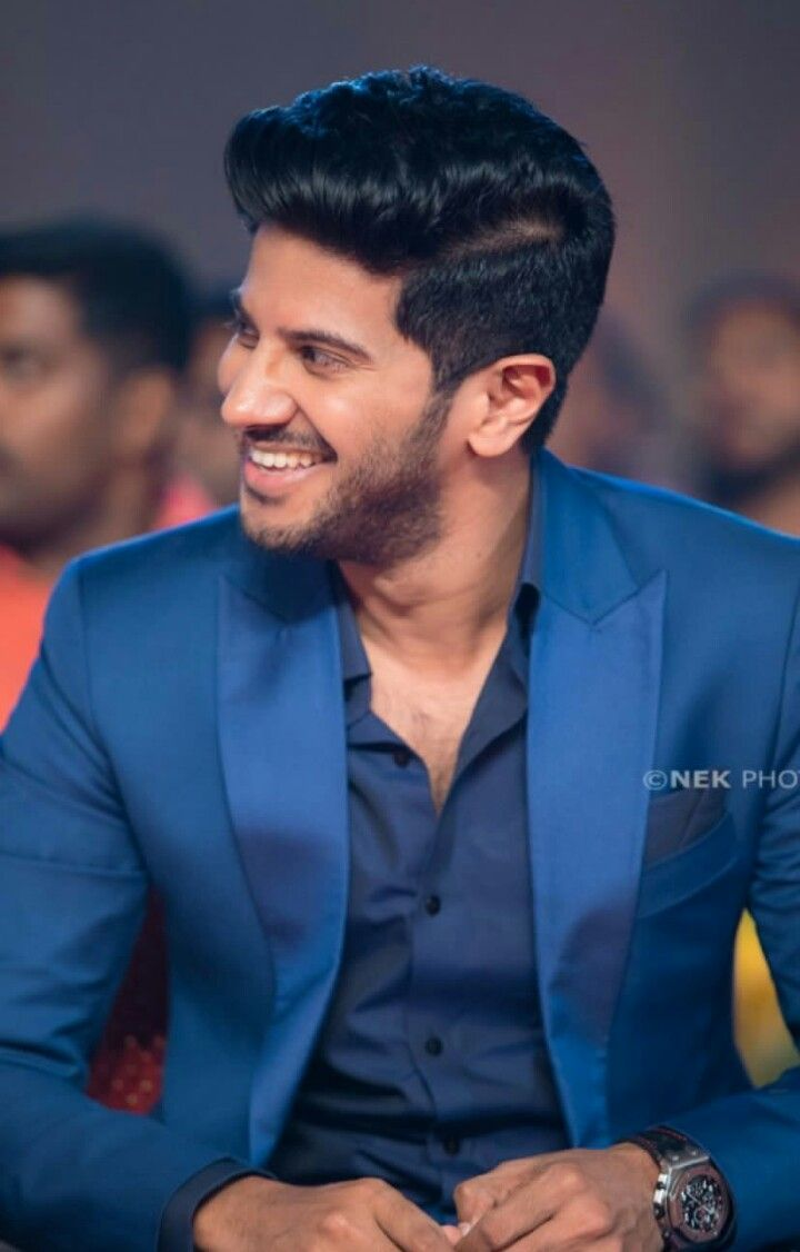 Official haircut for boys dulquer salmaan  official  celebs  pinterest  dream man and