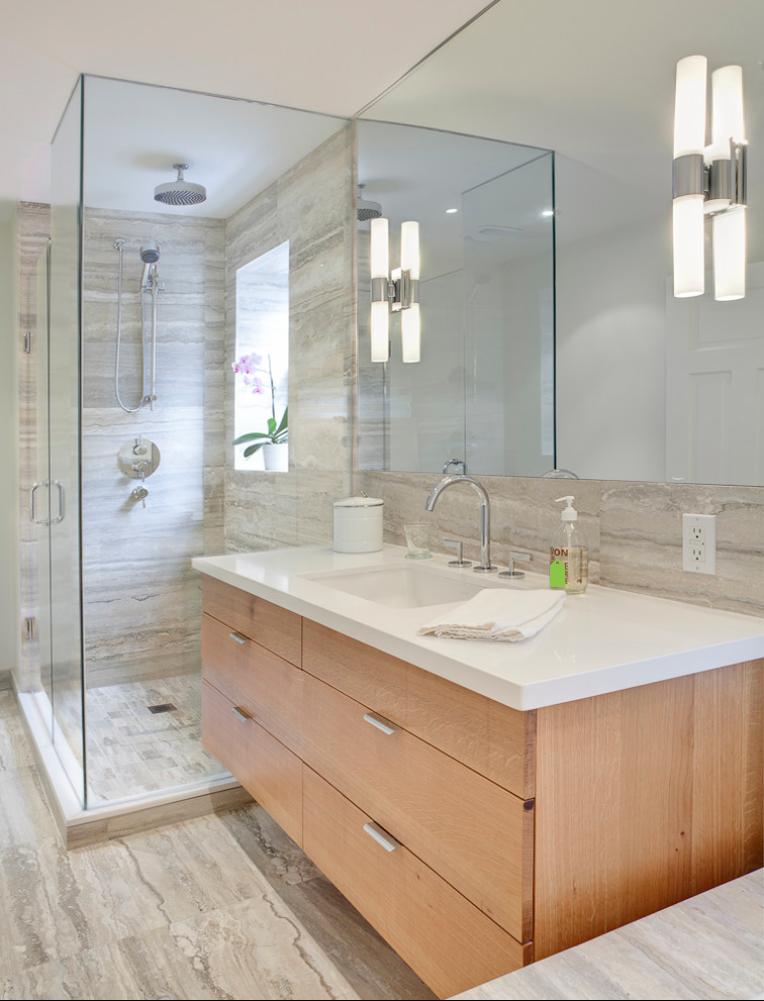 Merveilleux Http://www.houzz.com/photos/550445/Master . Floating VanityMaster BathroomsDream  ...