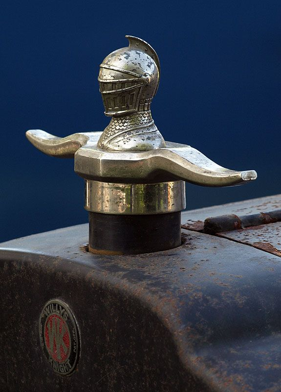 1923 Willys Knight Sedan Radiator Cap Hood Ornament With Images