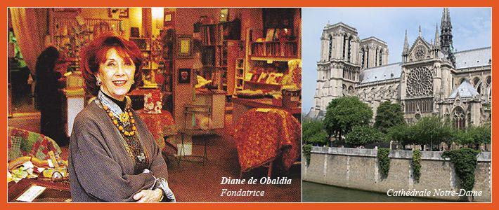 Le Rouvray - tissues, patchwork, etc. - Paris