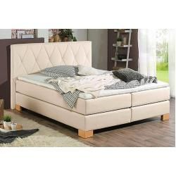 Photo of Home affaire box spring bed Merino Home Affaire