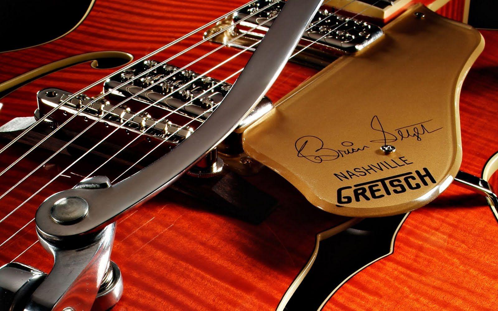 Gretsch Guitars G6120RHH Reverend Horton Heat Vintage Maple