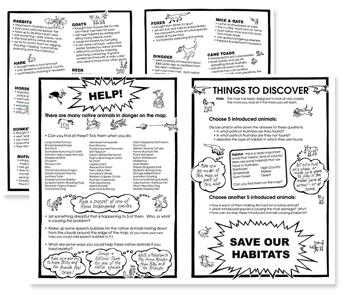 Sample worksheets available in the download pack