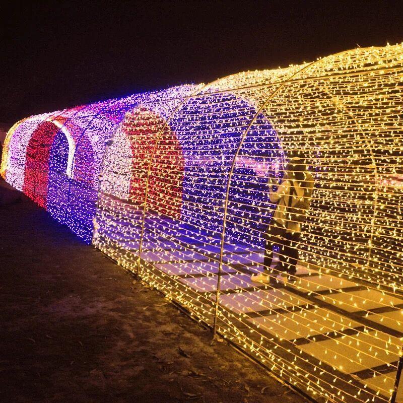 Christmas Led String Lights.Pin On Svet I Osveshenie