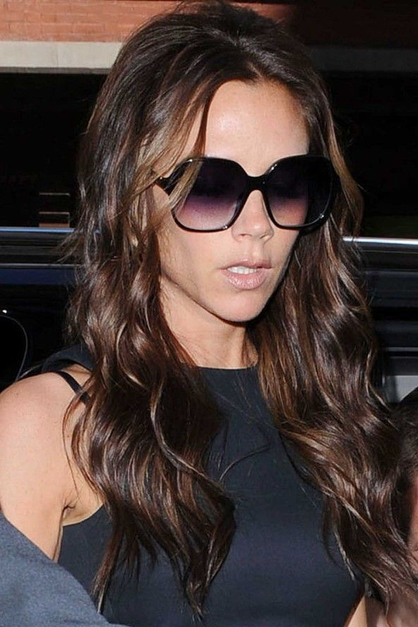 Celebrities With Long Thick Hair and awesome hairstyle
