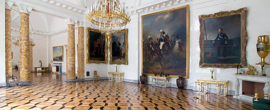 Tsarskoye Selo State Museum-Preserve Russia