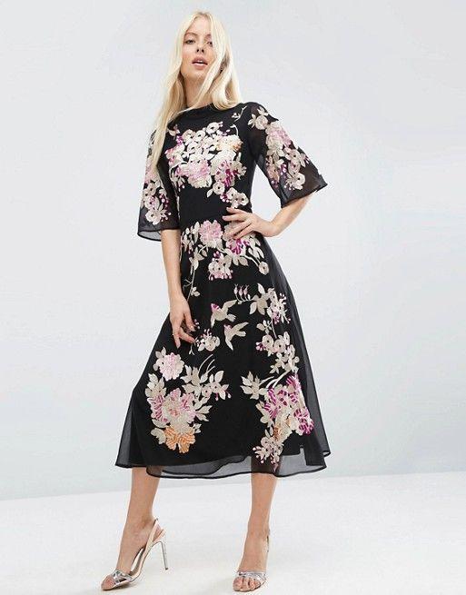 Midi dresses 2018 cheap