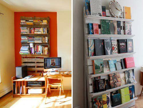 Bücherregale - kreative Ideen für Ihr Zuhause | Bücherregale ...
