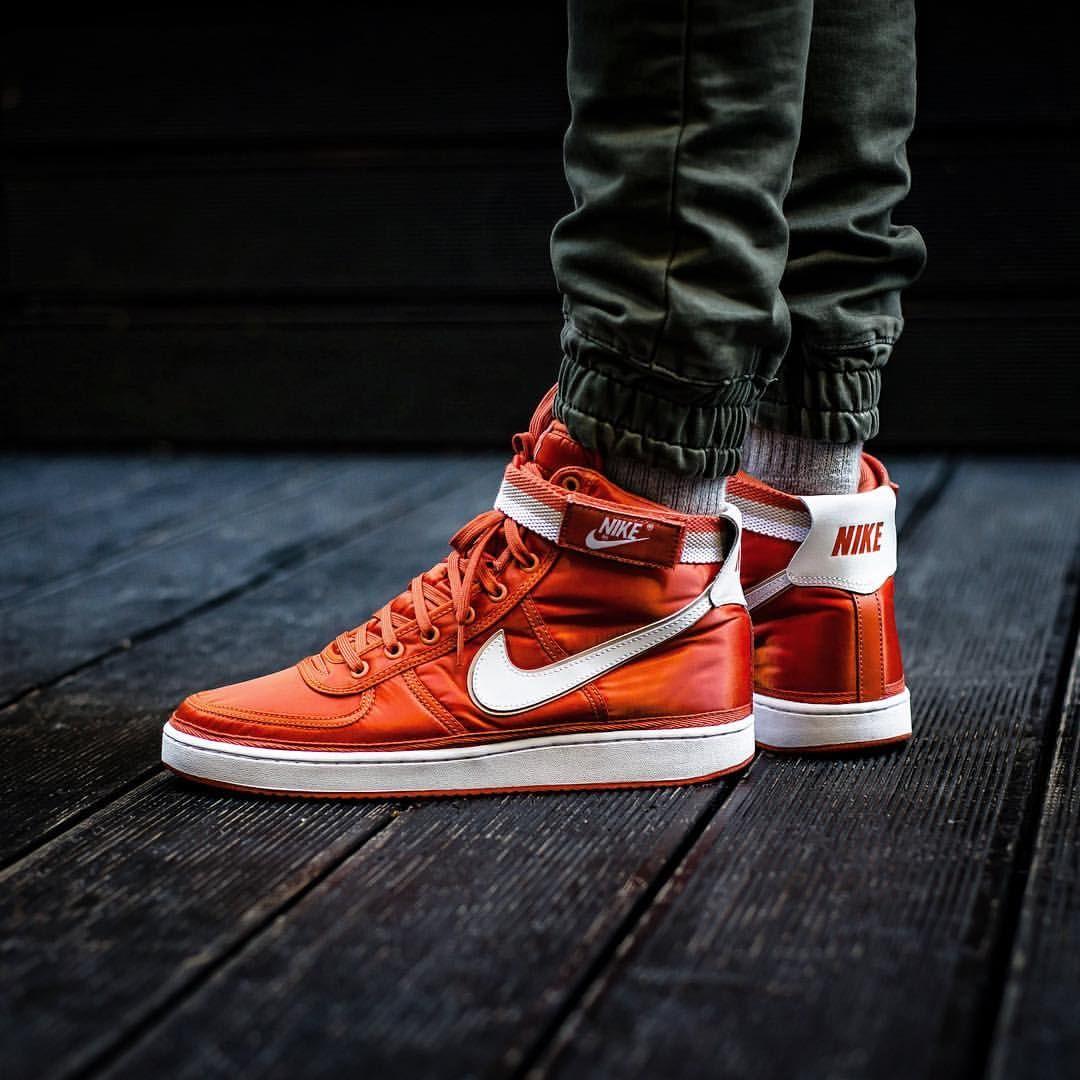 release date: eaff6 dfd6c Nike Vandal High Supreme