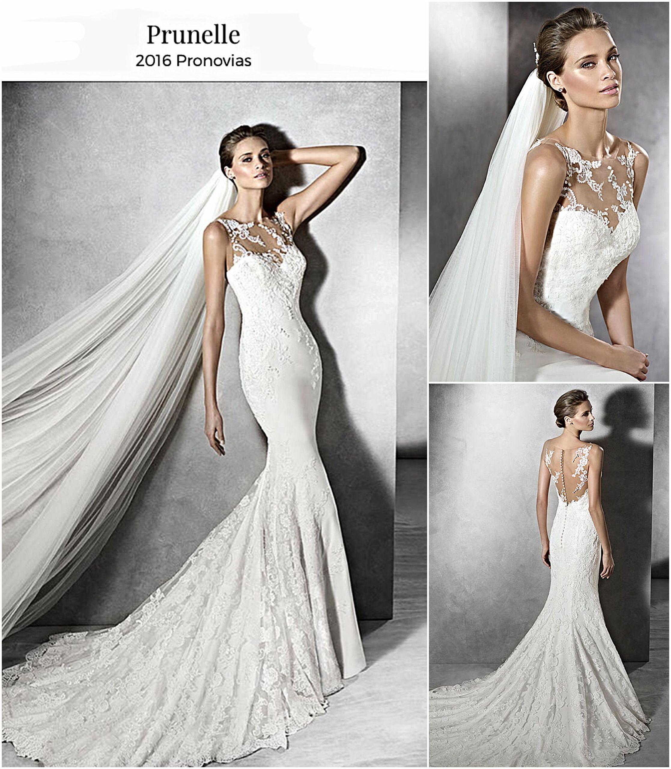 Pronovias Real Wedding Inspiration: Wedding Gowns, Bridesmaid
