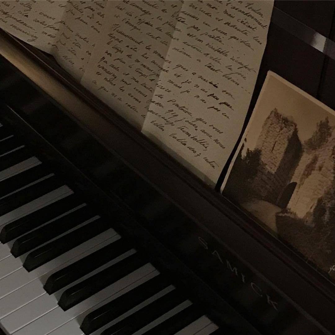 Пин от пользователя chris на доске aesthetics | Мрачные фотографии, Фортепиано, Вдохновляющие картинки