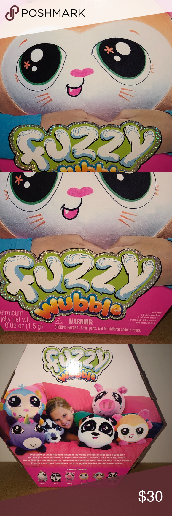 Fuzzy Wubble Bee Bee The Cat New Fuzzy Wubble Bee Bee The Cat New Condition Is New Shipped With Usps First Class Package Highlights Age Fuzzy Cats Bee