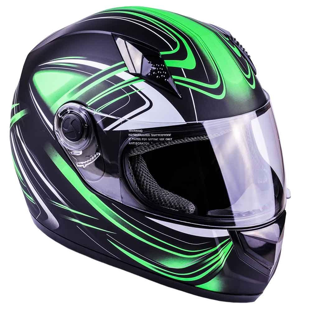 Full Face Motorcycle Helmet From Typhoonhelmets Com Best Full