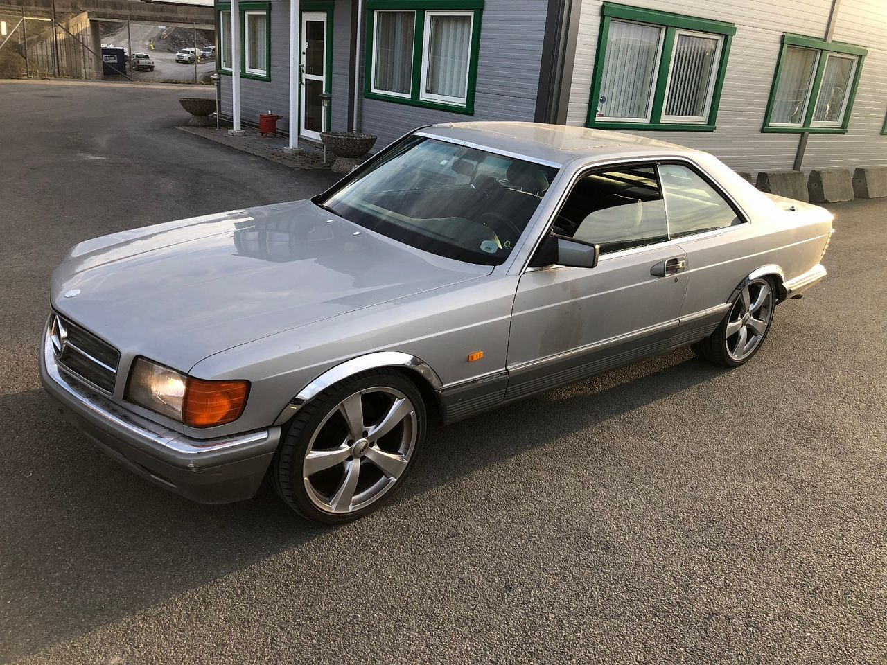 Mercedes Benz S Klasse 500sec Ny I Norge Inbytte Vurderes 3 Eiere 1983 323 000 Km Kr 51 593 Coches De Lujo Lujos Coches
