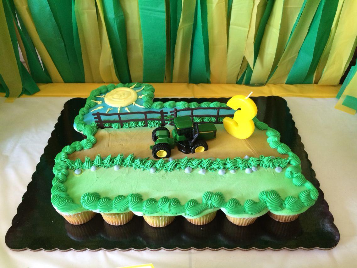 John Deere Birthday Cake From Meijer John Deere Party Ideas