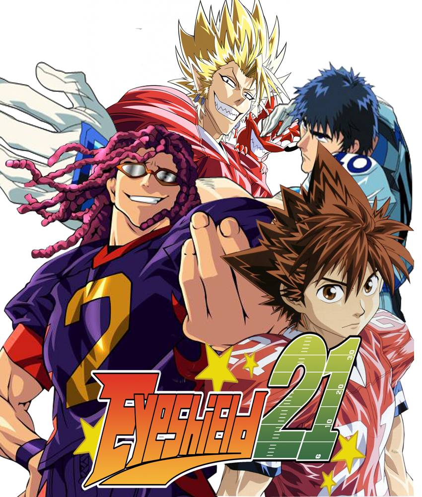Eyeshield 21 Anime List Pinterest 21st and Anime
