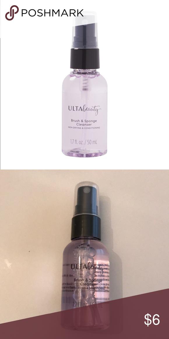 5/15 Makeup Bundle Ulta Brush Blender Cleaner NWT