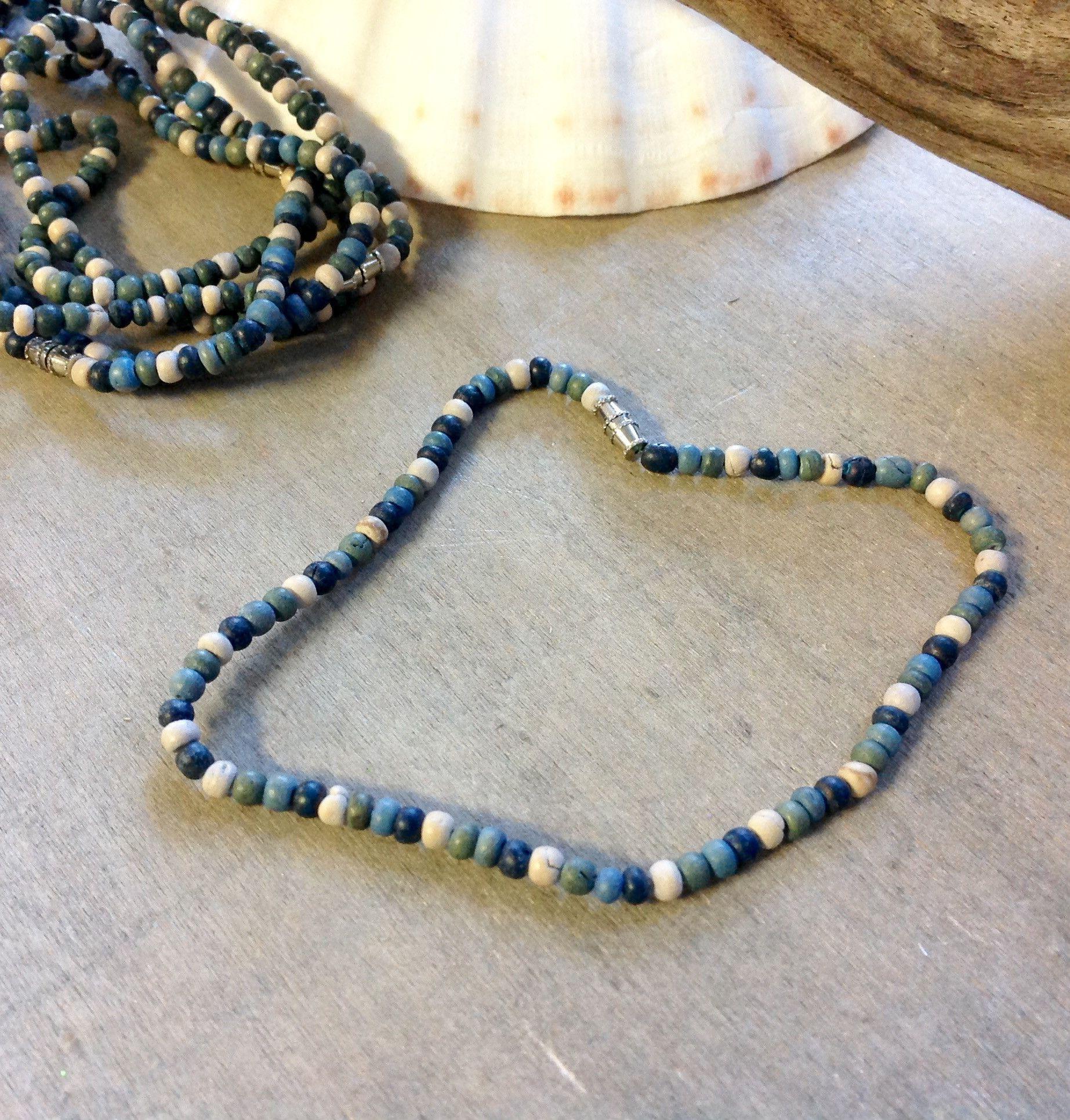 11cd33d2d Mini Coconut Bead Anklets. Materials  Coconut Shell