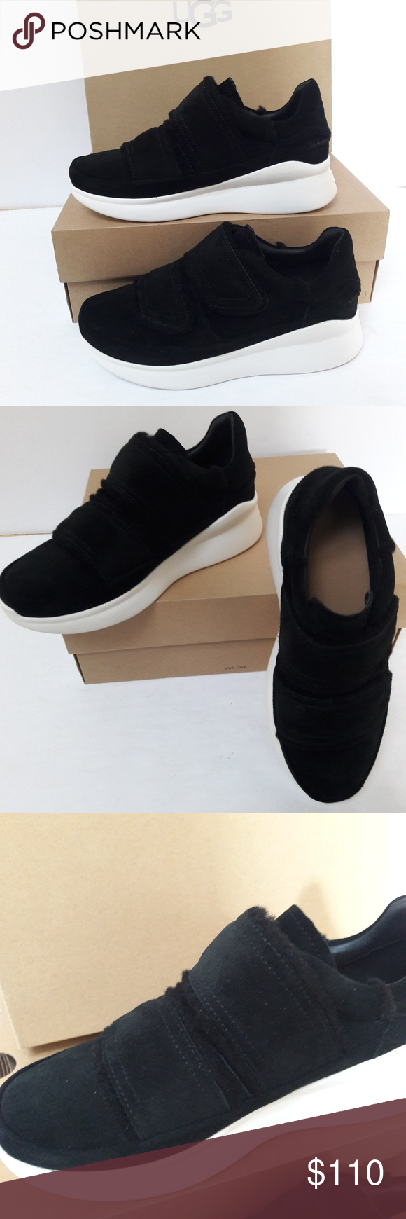 cc0c7a3f0e9 New UGG Spill Seam Sneakers Size 8.5 Brand new in box, trendy UGG ...