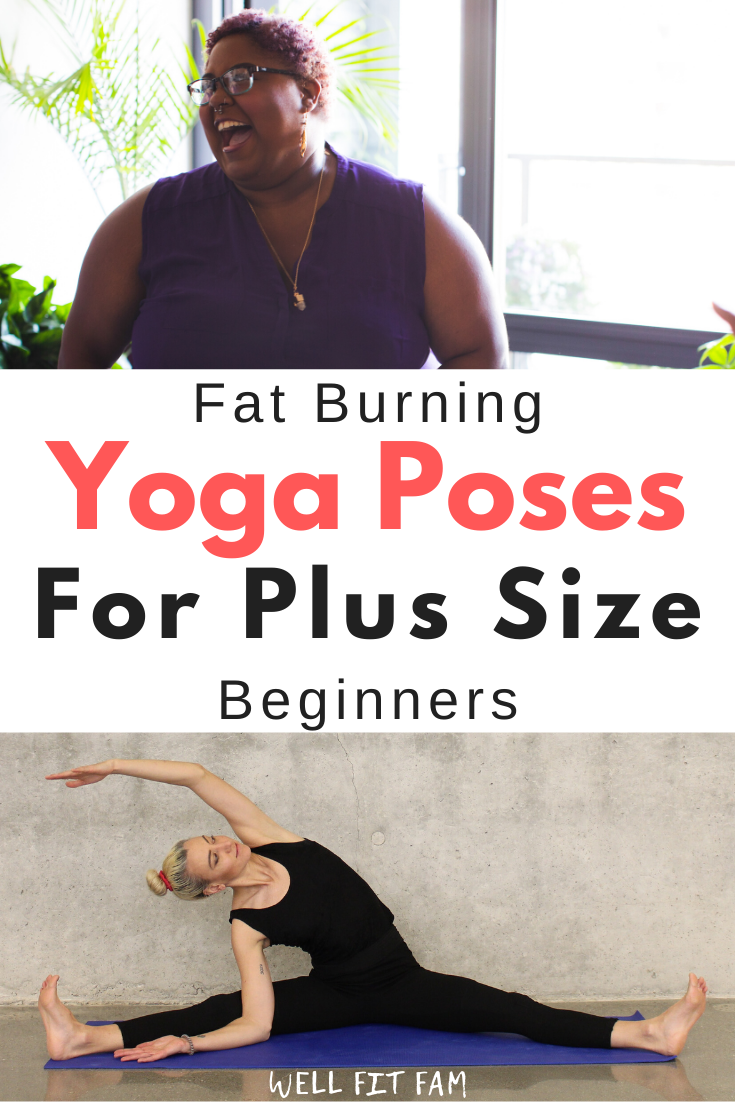 Photo of Yoga Poses For Plus Size Women: 5 Beginner Poses