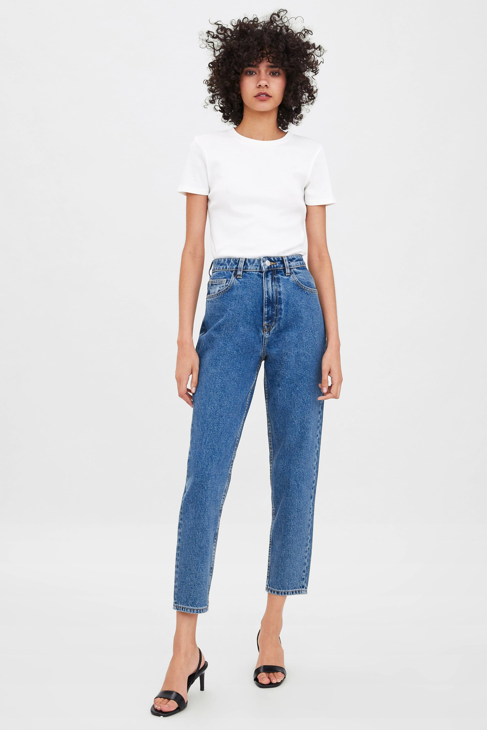 76dafdd0a4 EDITED MOM JEANS - NEW IN-TRF | ZARA United Kingdom | Quiero. in ...